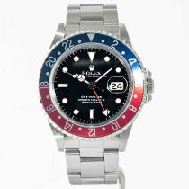 Rolex GMT-Master Steel 40mm Black No numerals United States of America, Massachusetts, Boston