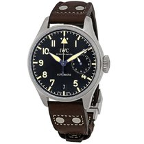 IWC Big Pilot Titanium 46mm Black Arabic numerals