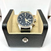 IWC Pilot Spitfire Chronograph new 2020 Automatic Watch with original box and original papers IW387901