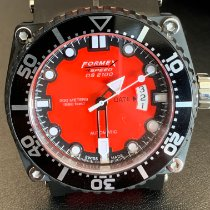 Formex pre-owned Automatic 465mm Red Sapphire crystal 20 ATM