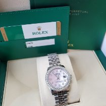 Rolex Lady-Datejust Acero 31mm Madreperla