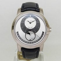 Harry Winston Midnight White gold 42mm White