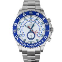Rolex 116680 Steel 2018 Yacht-Master II 44mm pre-owned United States of America, Maryland, Baltimore, MD