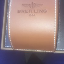 Breitling Colt Chronograph Staal 44mm Blauw Geen cijfers Nederland, den haag