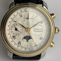Auguste Reymond Steel 38.5mm Automatic 712 003 pre-owned