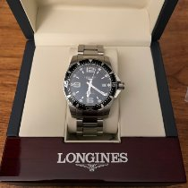 Longines HydroConquest Steel 41mm Black United States of America, New York, Eastchester