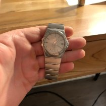 Omega Constellation Ladies Steel 35mm Silver No numerals United States of America, Illinois, chicago