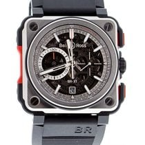 Bell & Ross Titane 45mm Remontage automatique BRX1-CE-TI-RED occasion