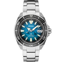 Seiko King Steel Blue No numerals United States of America, New York, NY