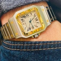 Cartier Gold/Steel 29mm Quartz 1566 pre-owned United States of America, Florida, Pembroke Pines