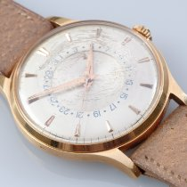 Jaeger-LeCoultre new Manual winding Yellow gold