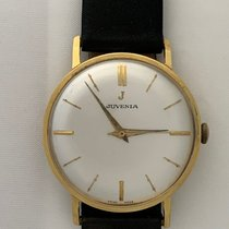 Juvenia Yellow gold 34mm Manual winding Cal.612 pre-owned United States of America, California, Woodland Hills