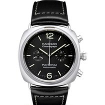 Panerai Radiomir Chronograph Steel 42mm Black Arabic numerals United States of America, California, Newport Beach