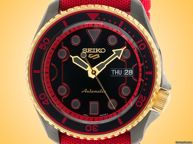 Seiko SRPF20K1 new