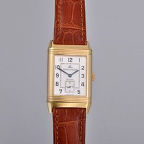 Jaeger-LeCoultre Reverso Grande Taille Yellow gold 26mm Silver