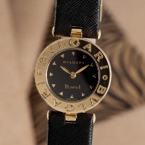 Bulgari B.Zero1 Желтое золото 22mm Черный