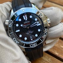 Omega Seamaster Diver 300 M new 2020 Automatic Watch with original box and original papers 210.32.42.20.01.001