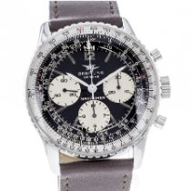 Breitling Navitimer occasion 40mm Chronographe Cuir
