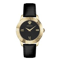 Versace Steel Quartz VEVC00319 new