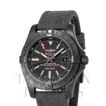 Breitling Avenger II GMT Steel 43mm Black United States of America, New York, Hartsdale