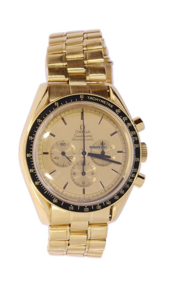 Omega Speedmaster Professional Moonwatch 45580573 pre-owned