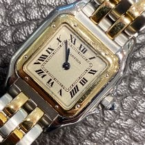 Cartier Gold/Steel 22mm Quartz 1120 pre-owned