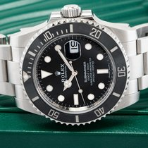 Rolex 116610LN Steel Submariner Date 40mm pre-owned United States of America, New Jersey, Englewood