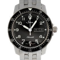 Sinn 104 Steel 41mm Black
