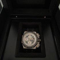 Audemars Piguet 26078IO.OO.D001VS.01 Titanium 2007 Royal Oak Offshore Chronograph 44mm pre-owned