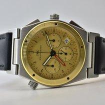 IWC Ingenieur Chronograph Gold/Stahl 34mm Gold Arabisch Deutschland, Iffezheim