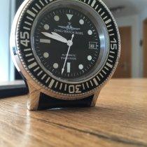 Zeno-Watch Basel Stahl 42mm Automatik neu