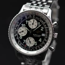 Breitling Old Navitimer Steel 41.5mm Black Arabic numerals United States of America, New Jersey, Long Branch