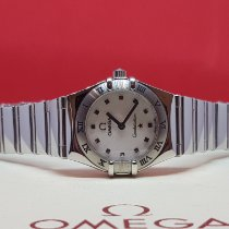 Omega Constellation Steel Mother of pearl United Kingdom, WARRINGTON