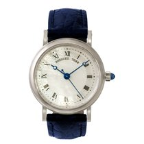 Breguet Classique White gold 30mm Mother of pearl Roman numerals United States of America, Florida, Surfside