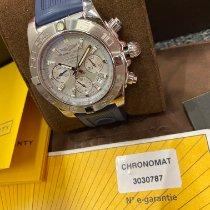 Breitling Chronomat 44 Acier Nacre Sans chiffres France, Epinal