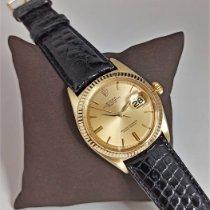 Rolex 1601 Žluté zlato 1961 Datejust 36mm použité