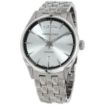 Hamilton Jazzmaster Day Date Auto Steel 42mm Silver United States of America, New Jersey, Somerset