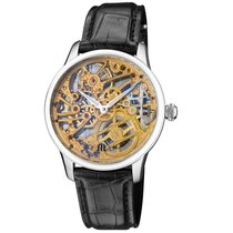 Maurice Lacroix Masterpiece Squelette Steel 43mm Gold United States of America, New Jersey, Somerset