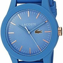 Lacoste Plastic 38mm Quartz 2001004-SDB United States of America, New Jersey, Somerset