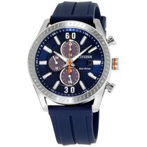 Citizen Steel 43mm Chronograph CA066101L-SDB United States of America, New Jersey, Somerset