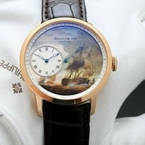 Arnold & Son East India Company 12.2.3.01 Rose gold 44mm Automatic United Kingdom, Oxford