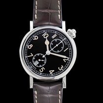 Longines Avigation Steel 41.00mm Black United States of America, California, Burlingame