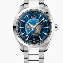 歐米茄 Seamaster Aqua Terra 鋼 43mm 藍色