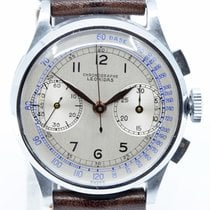 Leonidas new Manual winding Small seconds Tempered blue hands Only Original Parts 34mm Steel Mineral Glass