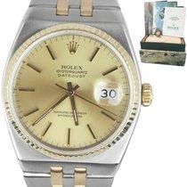 Rolex Datejust Oysterquartz Gold/Steel 36mm