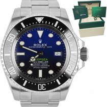 Rolex Sea-Dweller Deepsea new Automatic Watch with original box and original papers