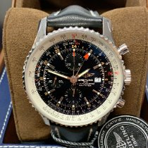 Breitling A24322 Сталь 2019 Navitimer World 46mm новые