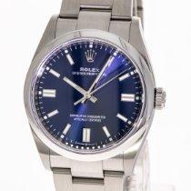 Rolex Oyster Perpetual 36 Stahl 36mm Blau Keine Ziffern Deutschland, Hannover
