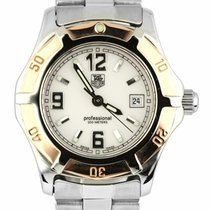 TAG Heuer 2000 Gold/Steel 28.5mm White Arabic numerals United States of America, New York, Lynbrook