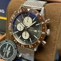 Breitling Chronoliner Steel 46mm Bronze No numerals